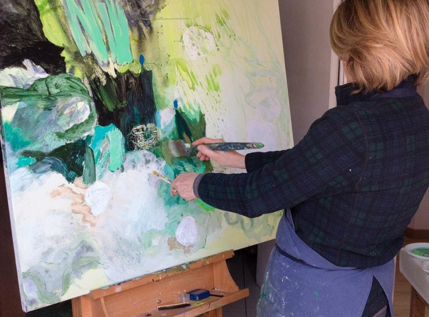 Interview artiste • Rencontre avec Aline Wiest