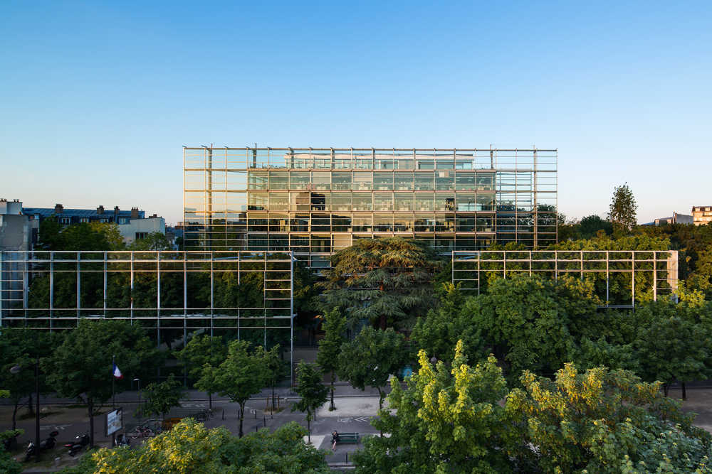 La Fondation Cartier, Paris 14e