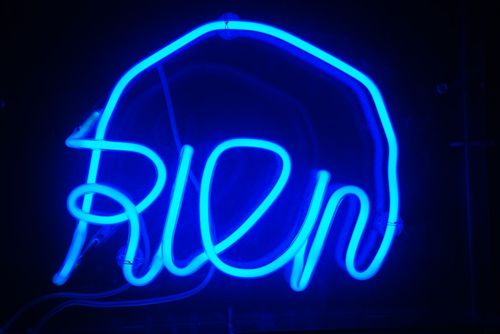 Le n on dans l 39 art le blog d art contemporain de kazoart for Neon artiste contemporain