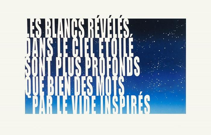 Linogravure d'Eric Durant, Les Blancs Révélés, Kazoart