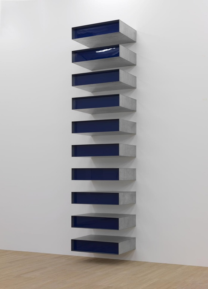 Donald Judd, Untitled, 1980, Tate Gallery