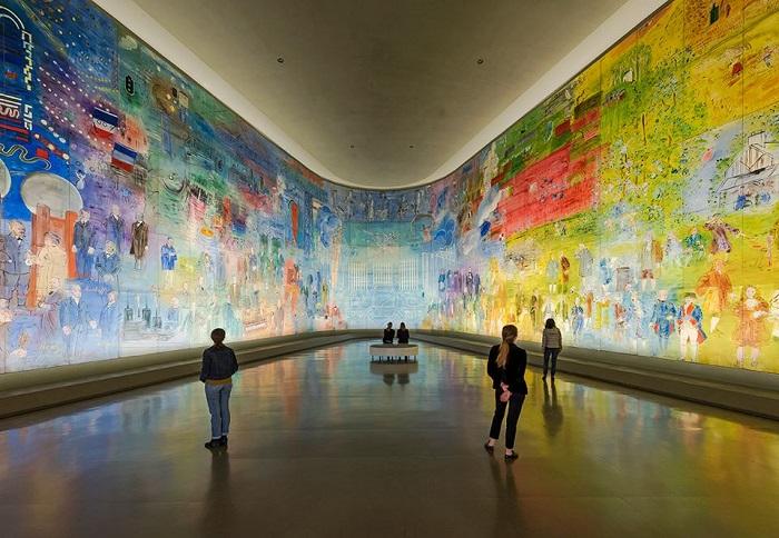 Musée d'Art Moderne de Paris, crédit : Facebook officiel du Musée