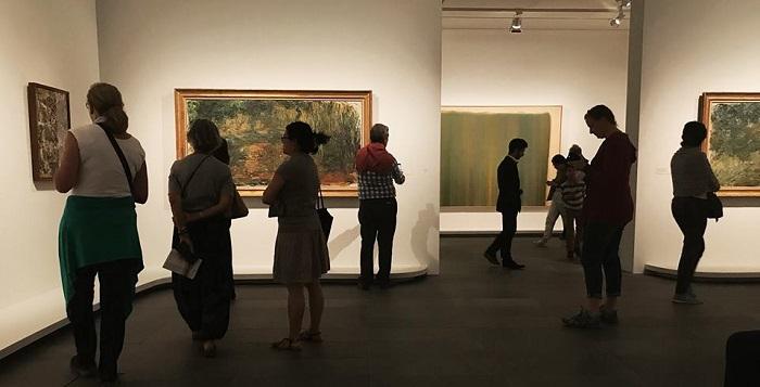 Musée de l'Orangerie, crédit : Facebook officiel du Musée
