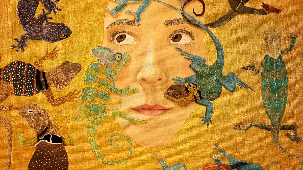 Une œuvre, une histoire : «Lézards» de Victoria Stagni