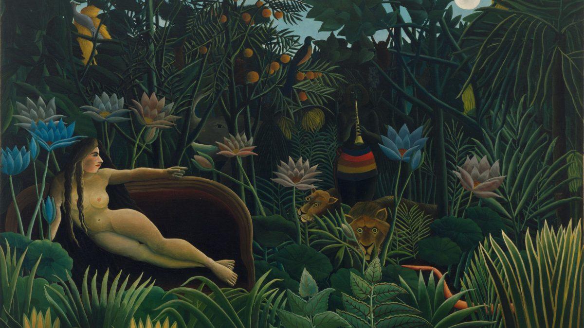 L'Œuvre à la loupe : «Le Rêve» du Douanier Rousseau