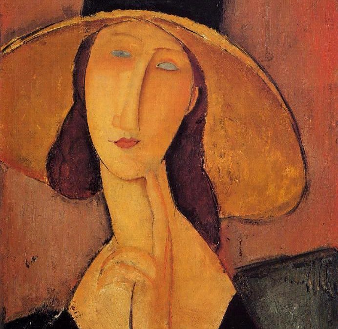 La Minute Arty • Amedeo Modigliani