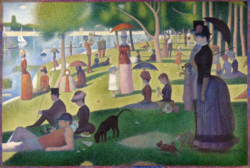 A_Sunday_on_La_Grande_Jatte_Georges_Seurat-1884