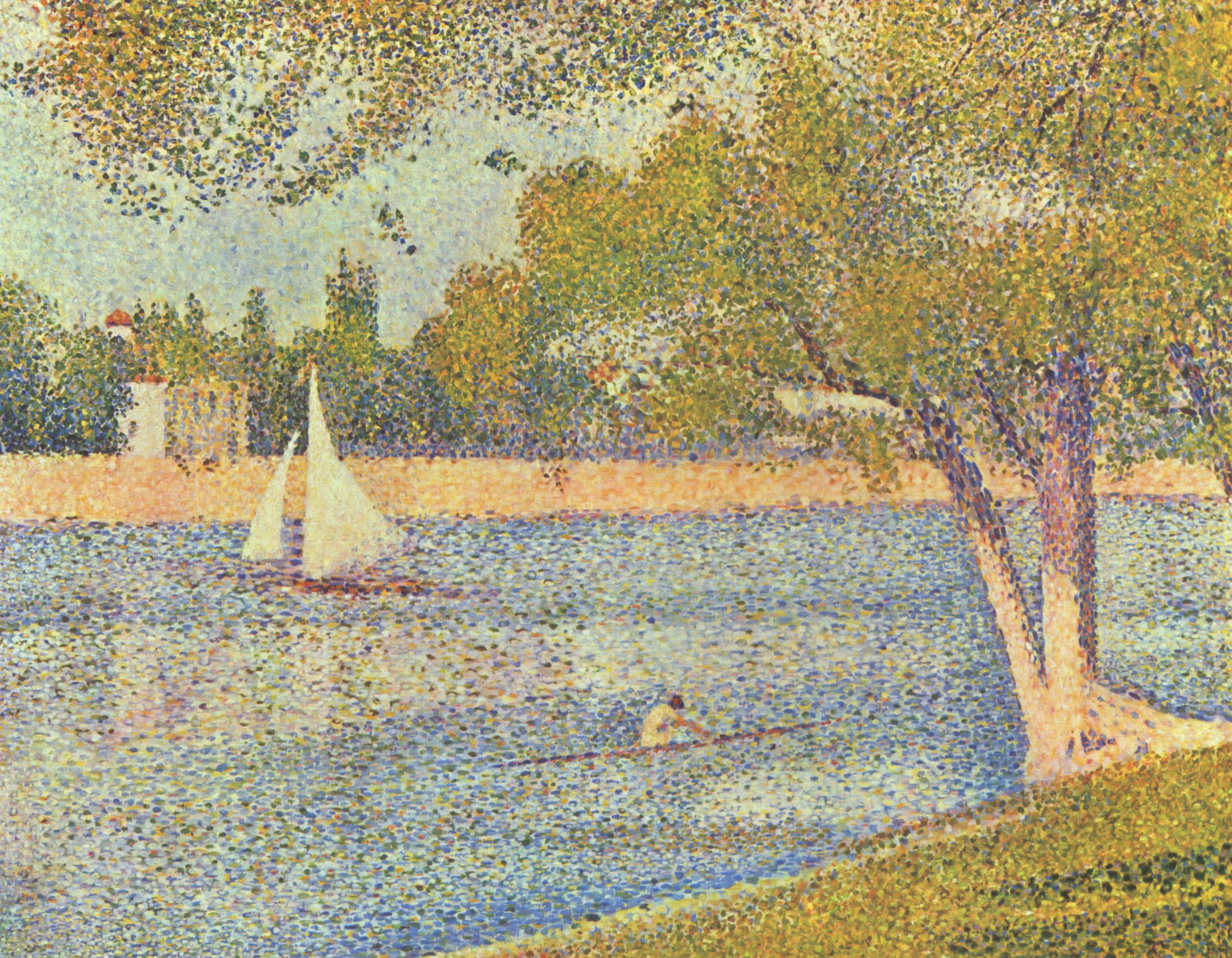A Brief History Of Pointillism The Kazoart Contemporary Art Blog
