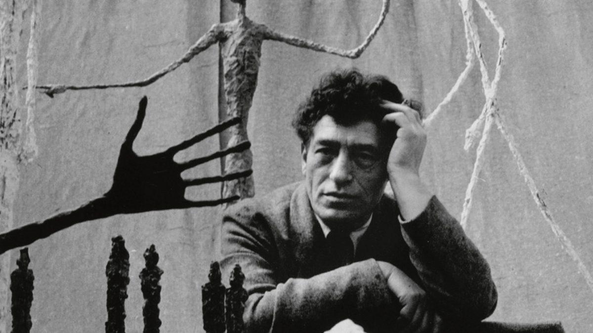 La Minute Arty • Alberto Giacometti
