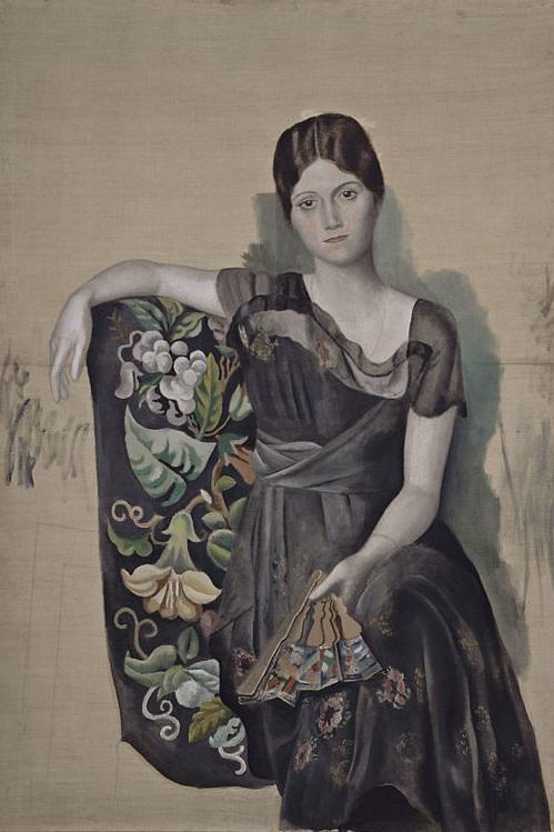 Pablo_Picasso_1917-18_Portrait_dOlga_dans_un_fauteuil