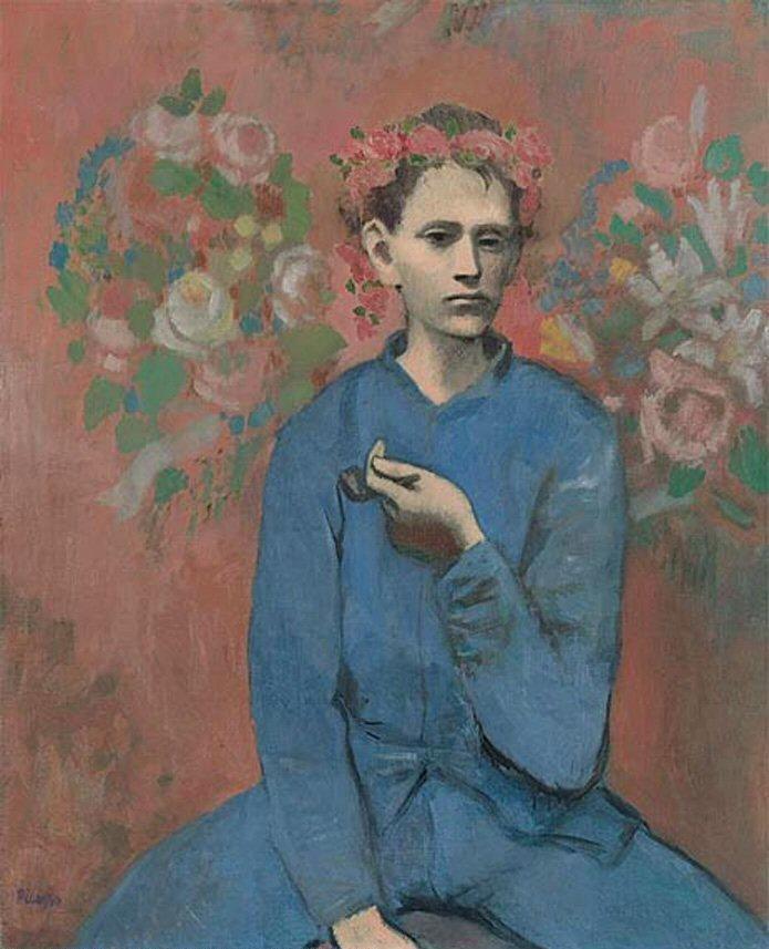 garcon-a-la-pipe-1905
