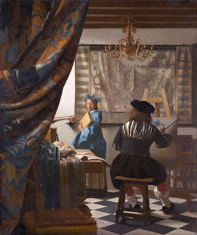 vermeer-lart-de-la-peinture