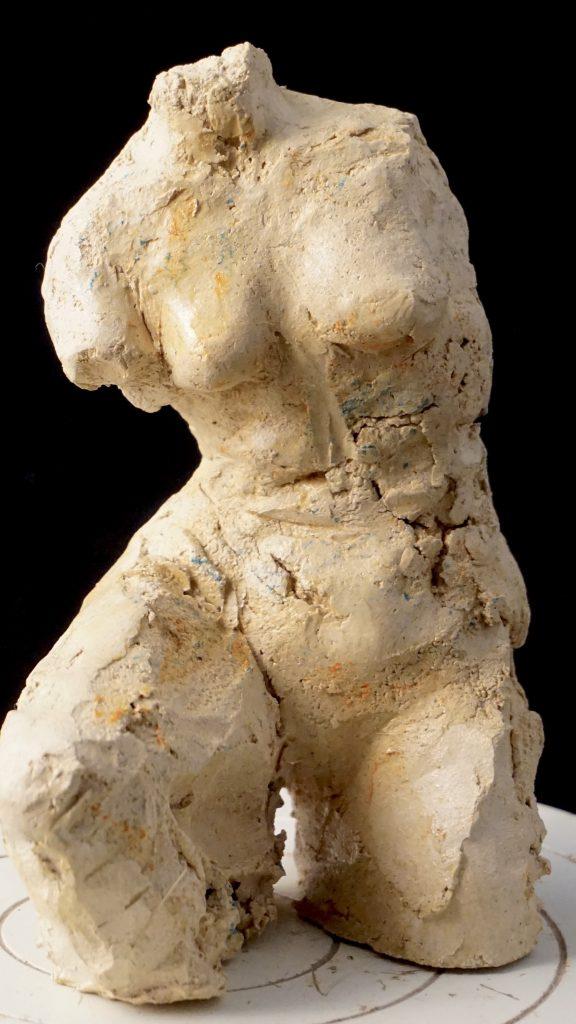 Gérard Lartigue, Vénus sur un genou