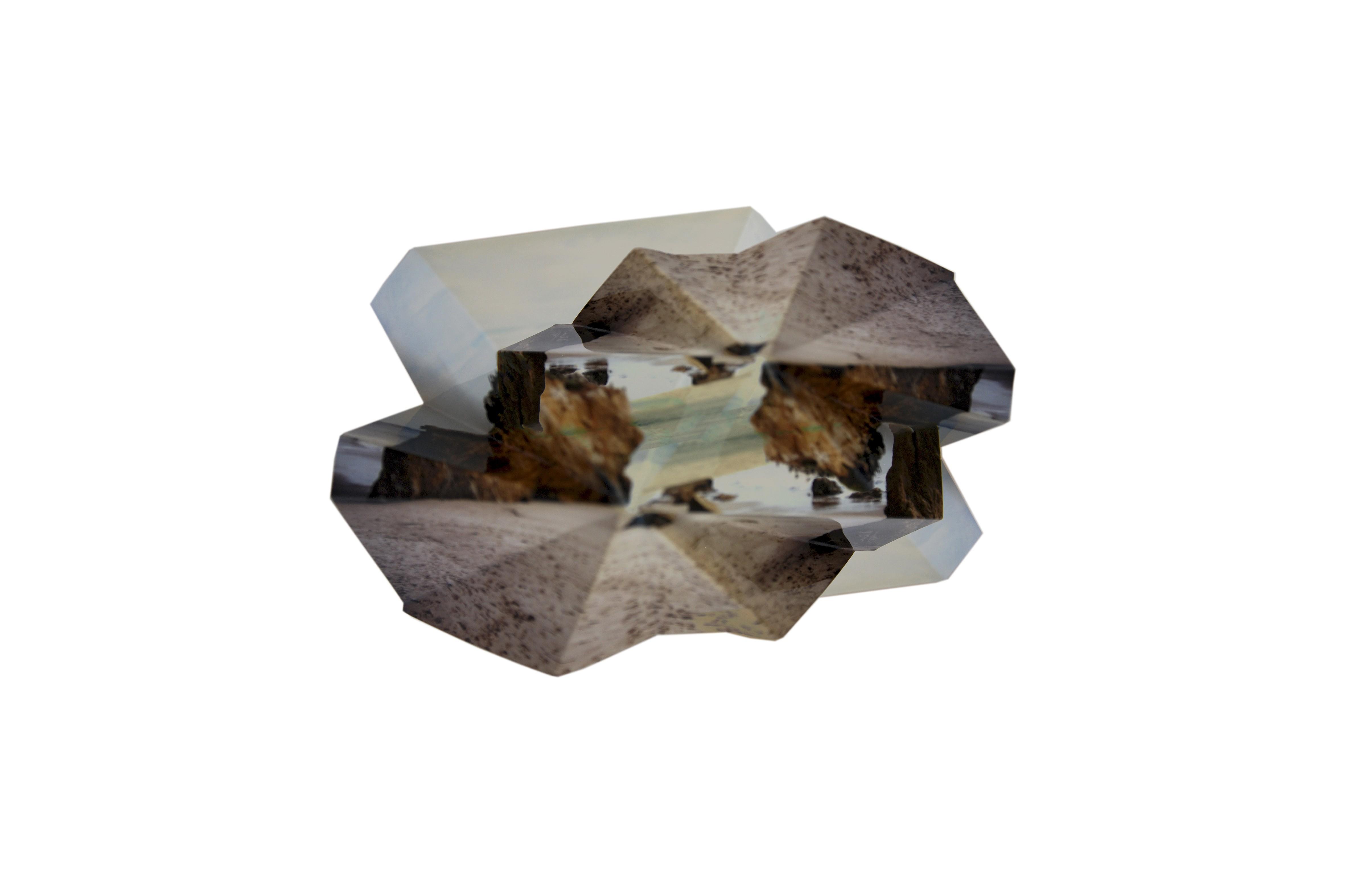 Vestiges, météorite two