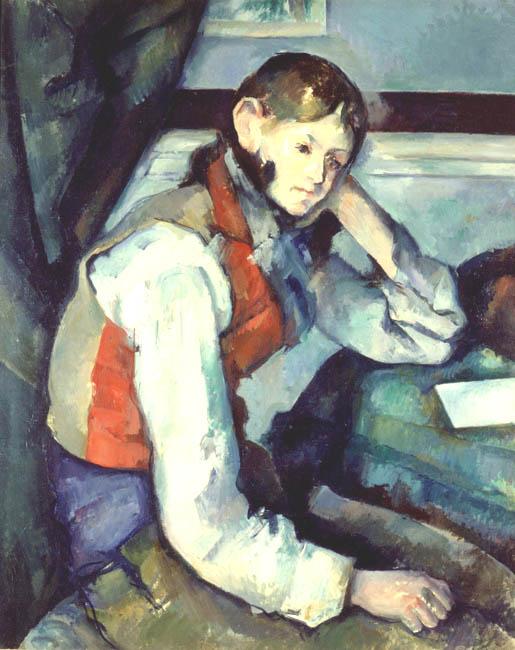 cezanne-le-jeune-garcon-au-gilet-rouge-1889-1890