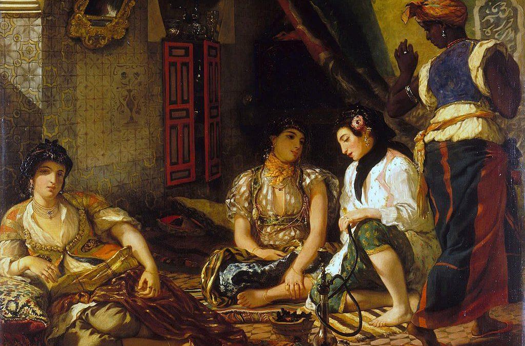 7 choses à savoir sur l'Orientalisme