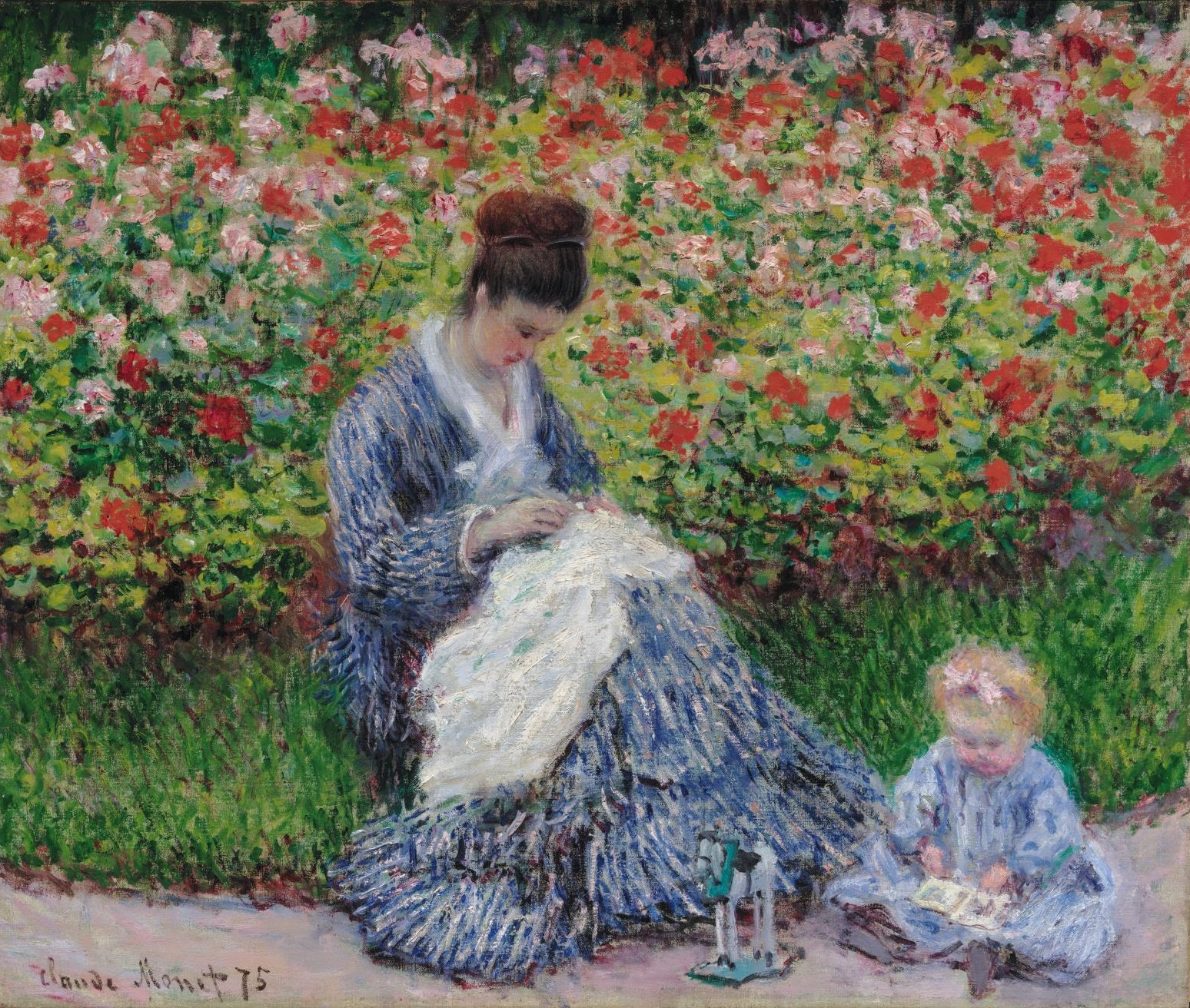 madame-monet-and-a-child-1875