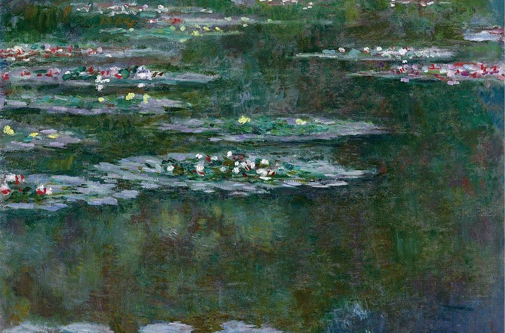 Claude Monet en 10 œuvres