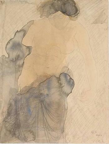 Dessin de Rodin