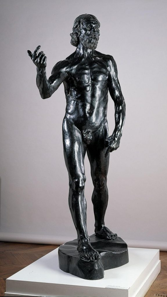 Rodin, Saint Jean-Baptiste (1878–1880) / © Musée Rodin - Photo : Christian Baraja
