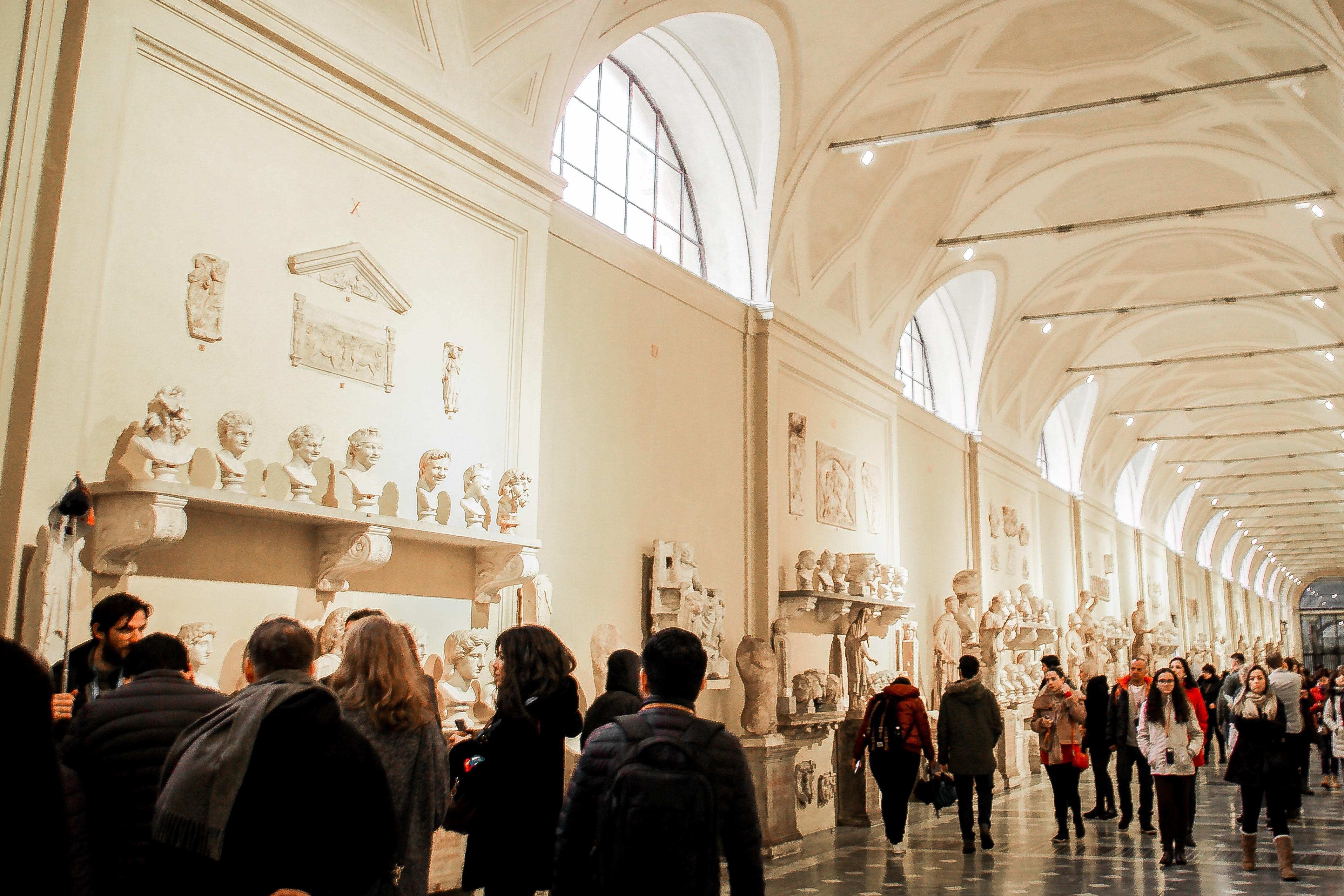 éviter les files d'attente au musée