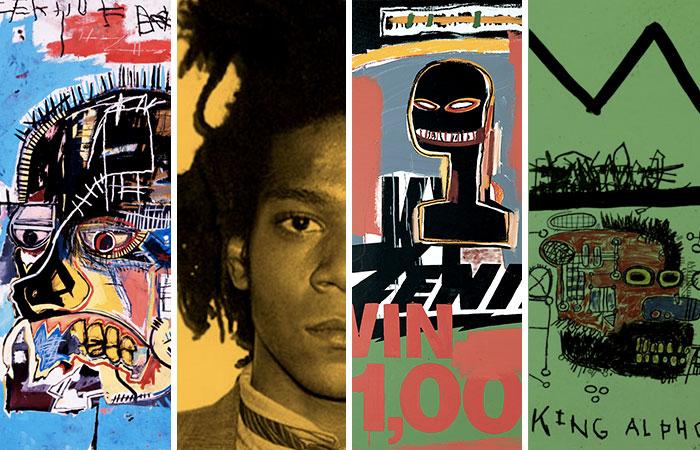 Basquiat en 10 œuvres