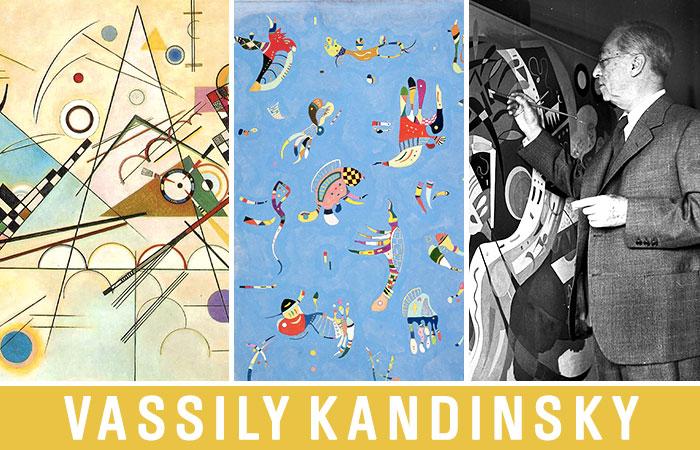 La Minute Arty • Vassily Kandinsky