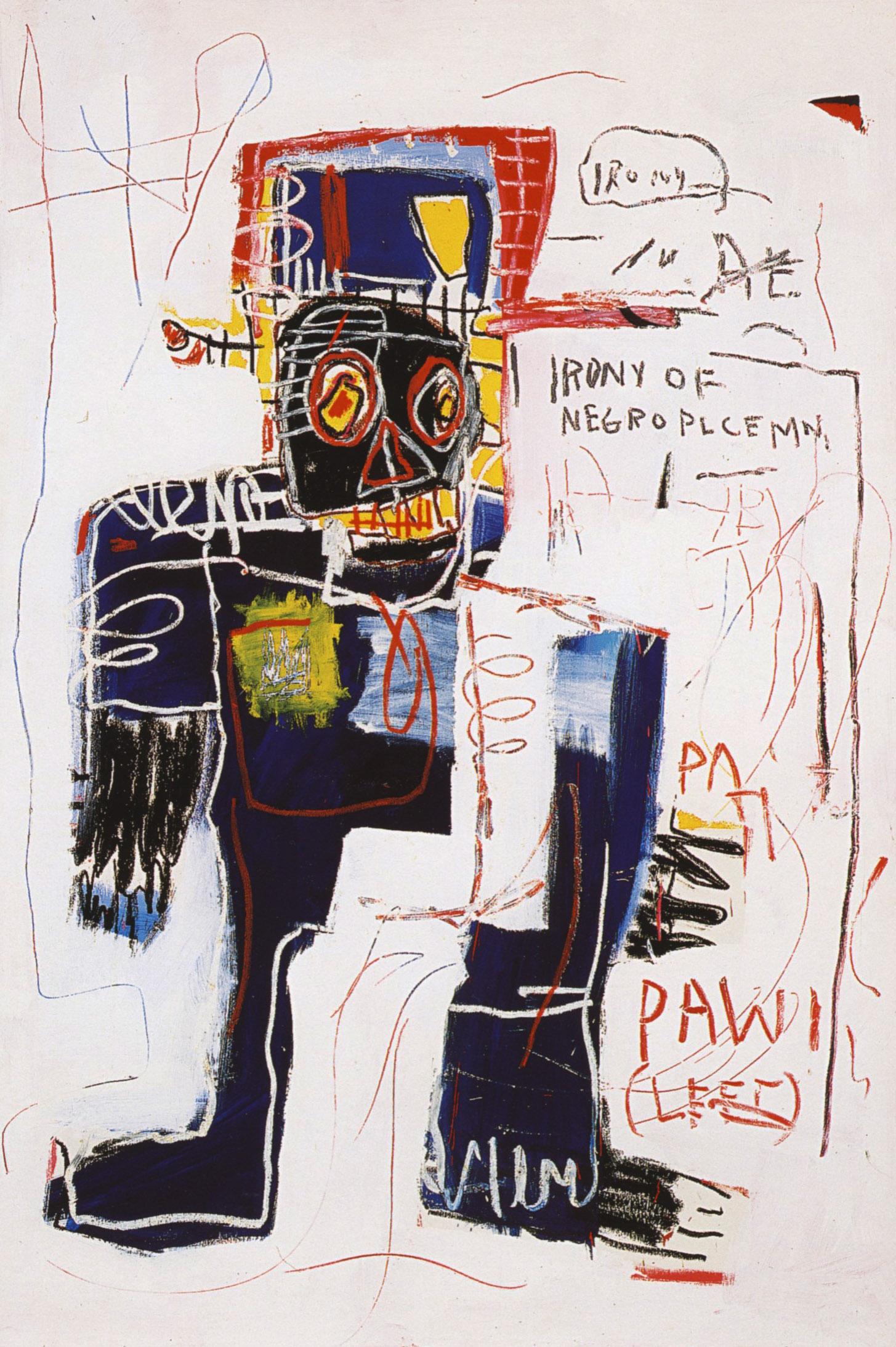 basquiat-irony-1981