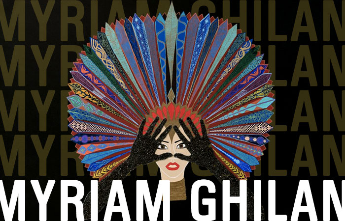 Interview artiste • Rencontre avec Myriam Ghilan