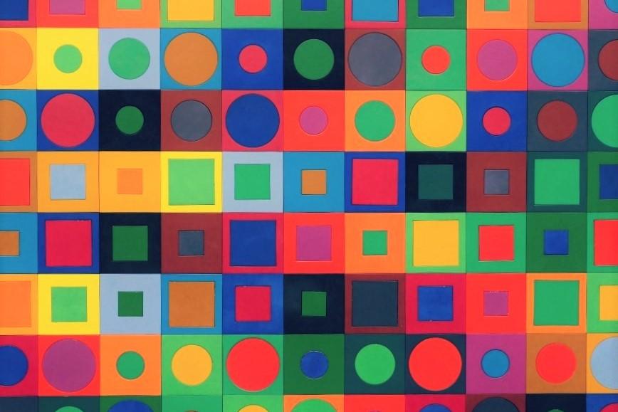 Vasarely en 10 œuvres