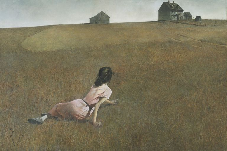 Art in a minute: Andrew Wyeth