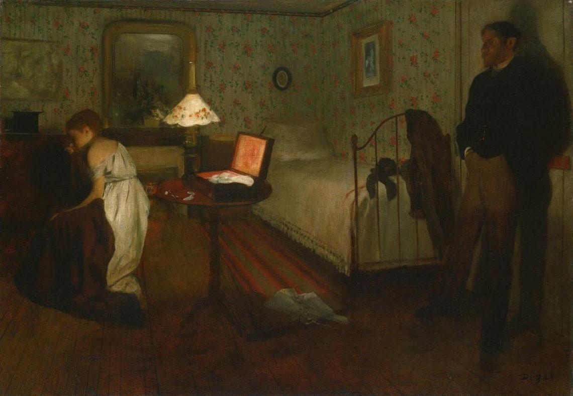 Peindre la nuit - Edgar Degas
