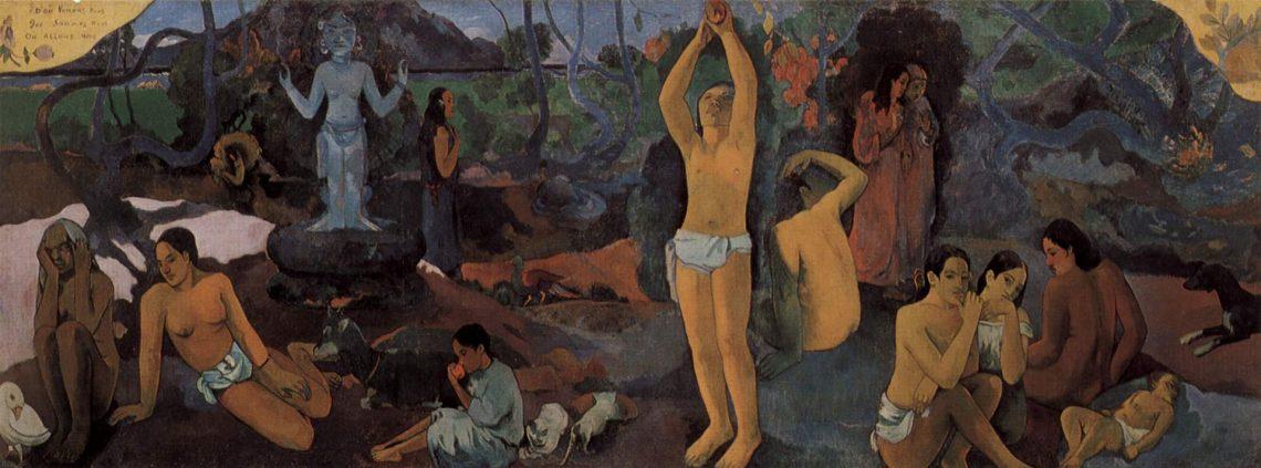 Peindre la nuit - Paul Gauguin
