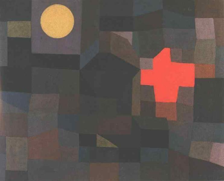 Peindre la nuit - Paul Klee