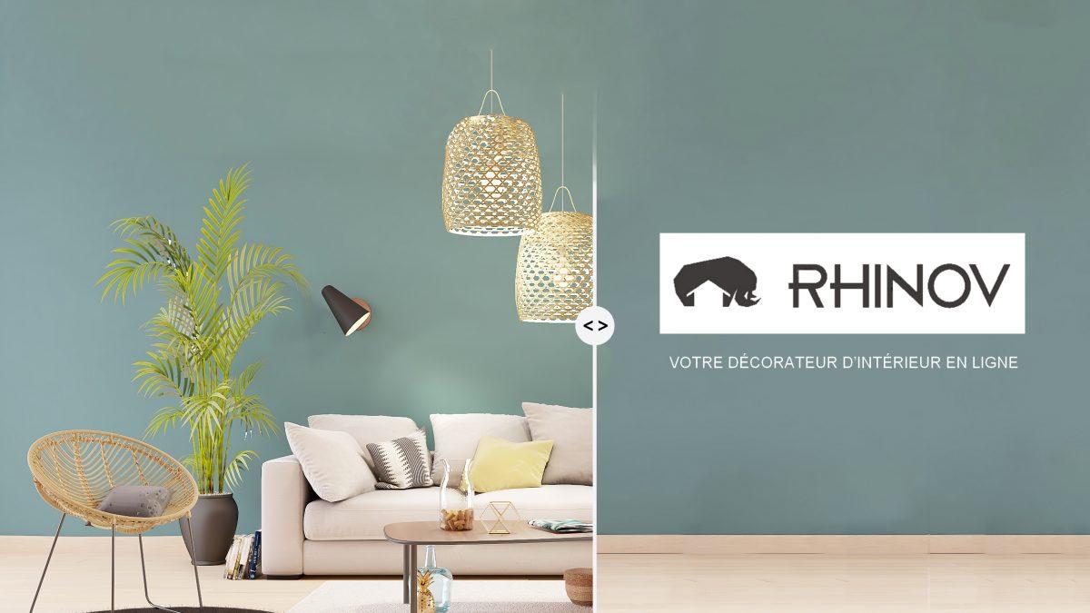 Rhinov • Aménagez votre intérieur en 3D