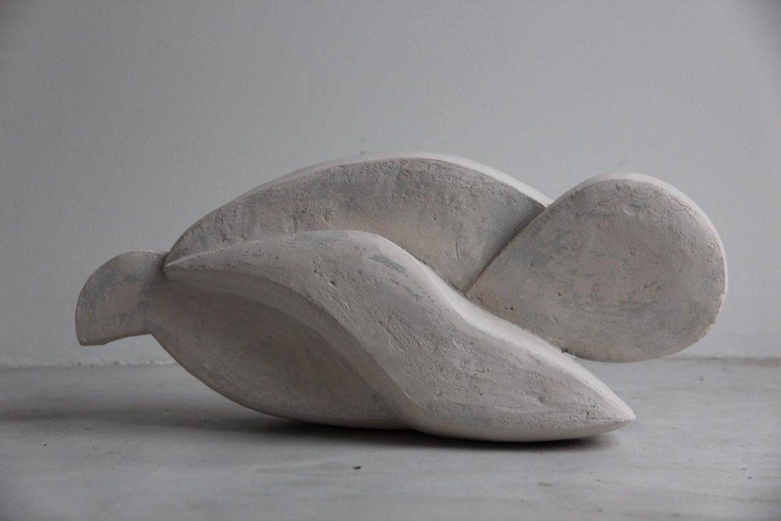 Sophie Bocher, Birdy (sculpture en céramique)