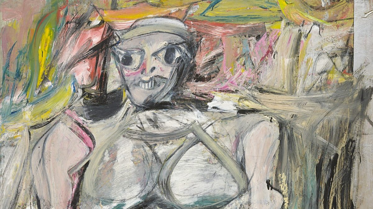 Art in a Minute: Willem de Kooning