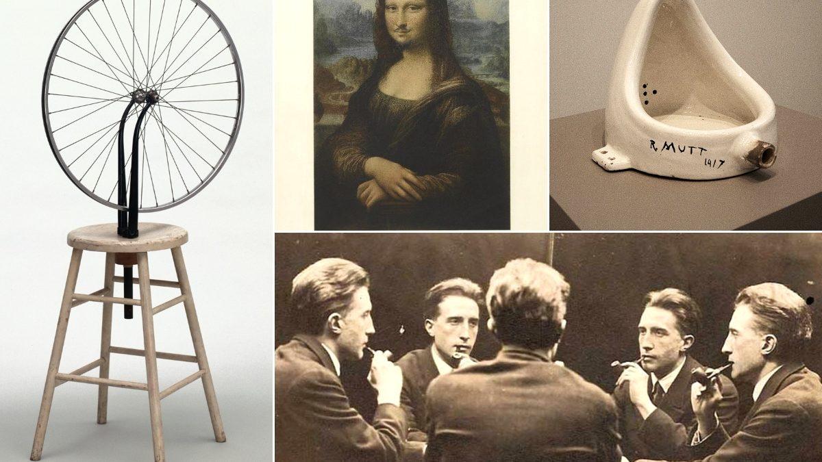 Minute Arty • Marcel Duchamp