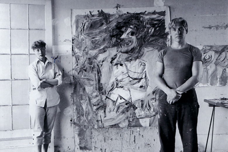 The Stowaway at Sotheby's: The Life of Willem de Kooning
