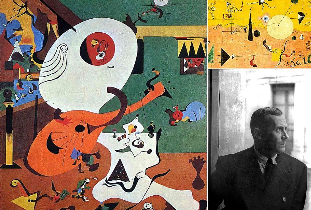 Miró en 10 œuvres