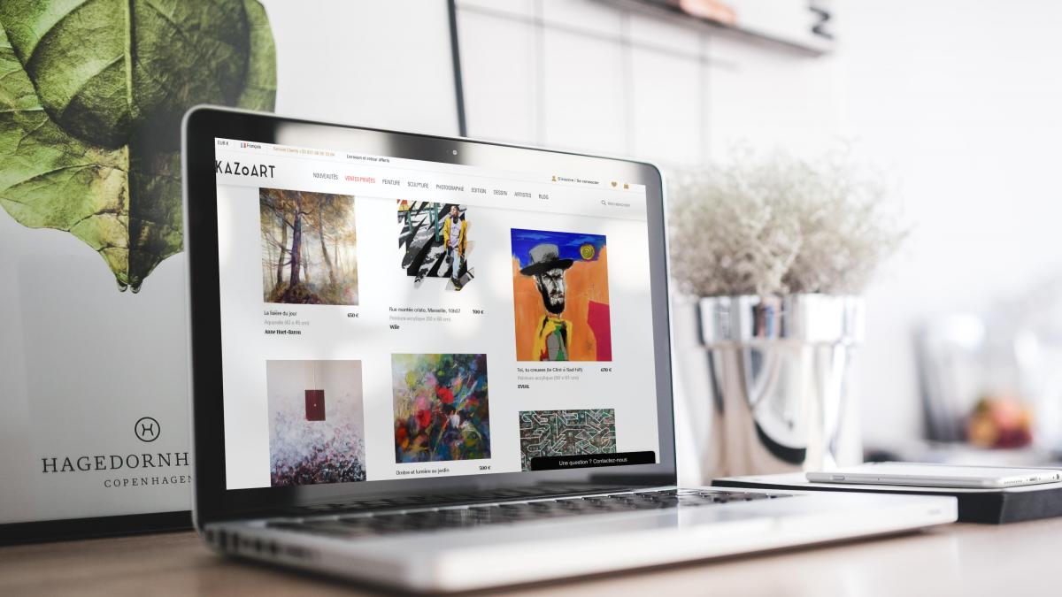 Nos 8 Conseils à suivre avant d'acheter une oeuvre d'art en ligne