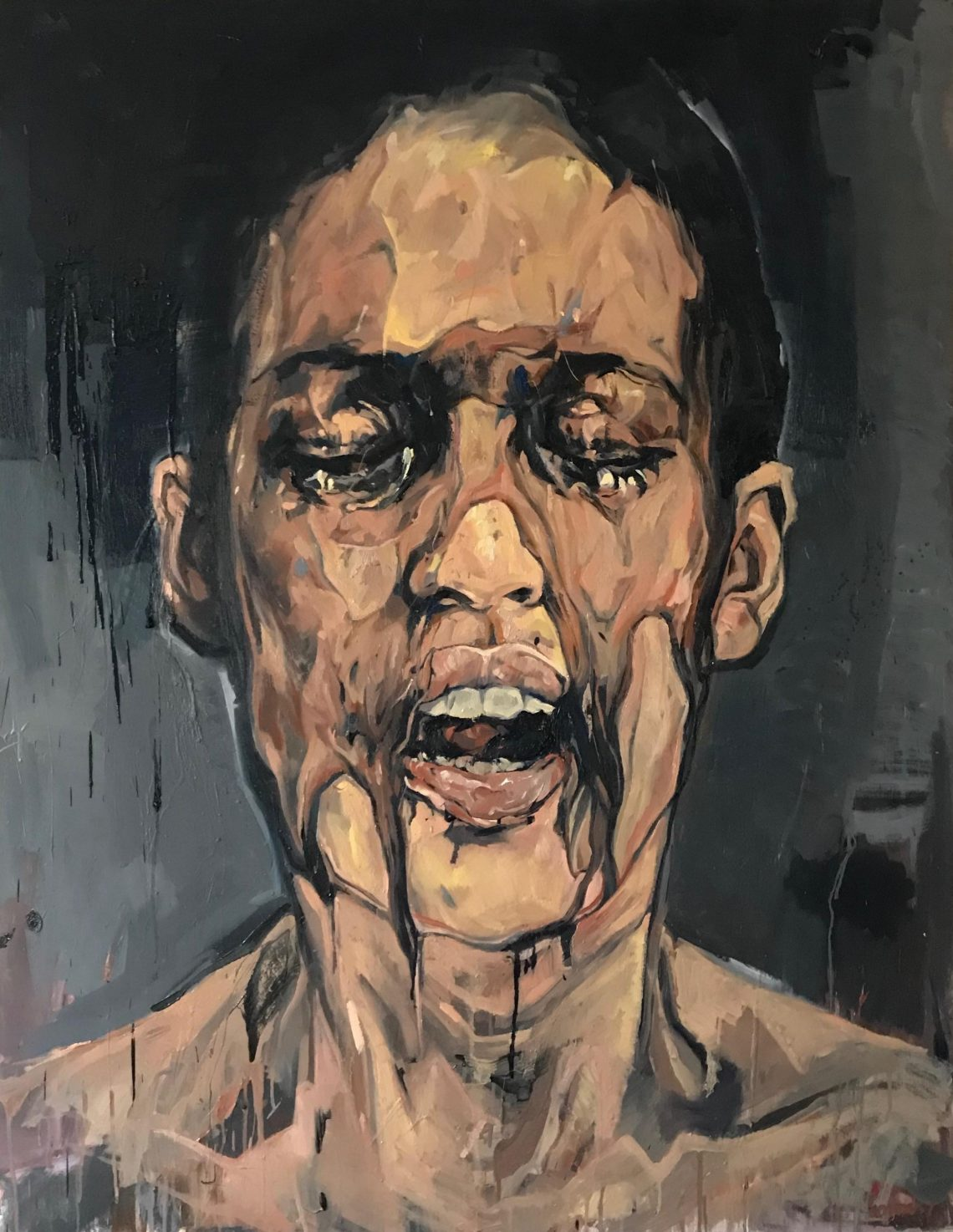 Nathan Chantob, Oil