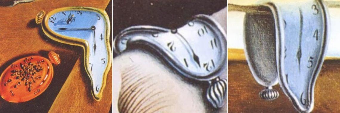 Salvador Dalí, La Persistance de la mémoire (1931)