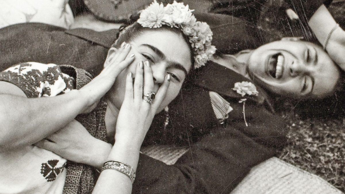 Frida Kahlo: From Tragedy Comes Art