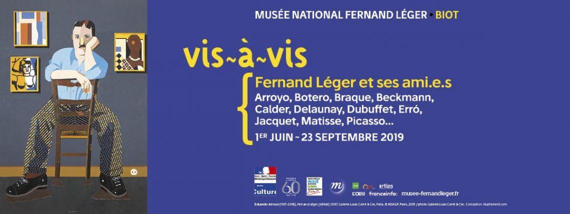 Exposition 2019 - Fernand Léger