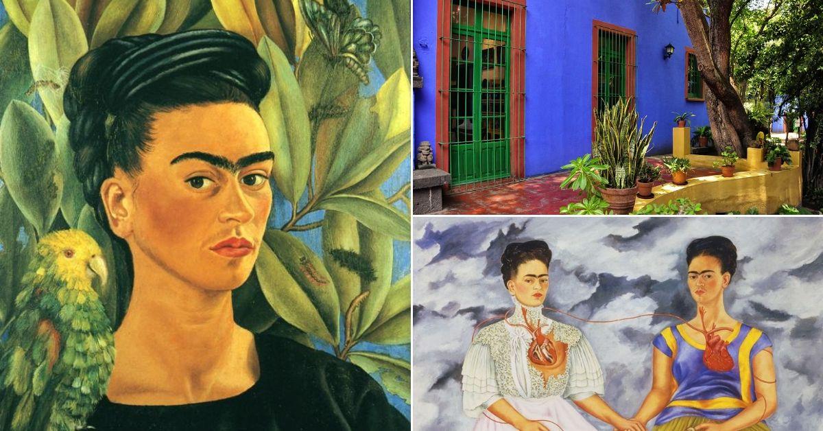 La Colonne Brisee De Frida Kahlo Histoire Des Arts Apercu Historique