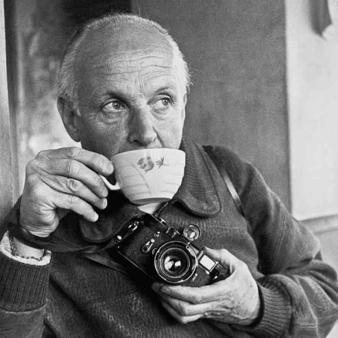 Minute Arty • Henri Cartier Bresson