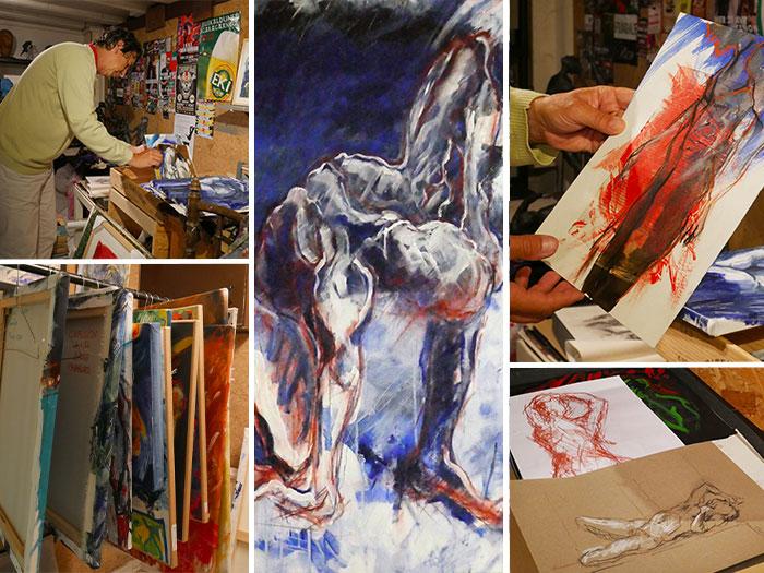 Interview Artiste : Rencontre avec Philippe Marlats