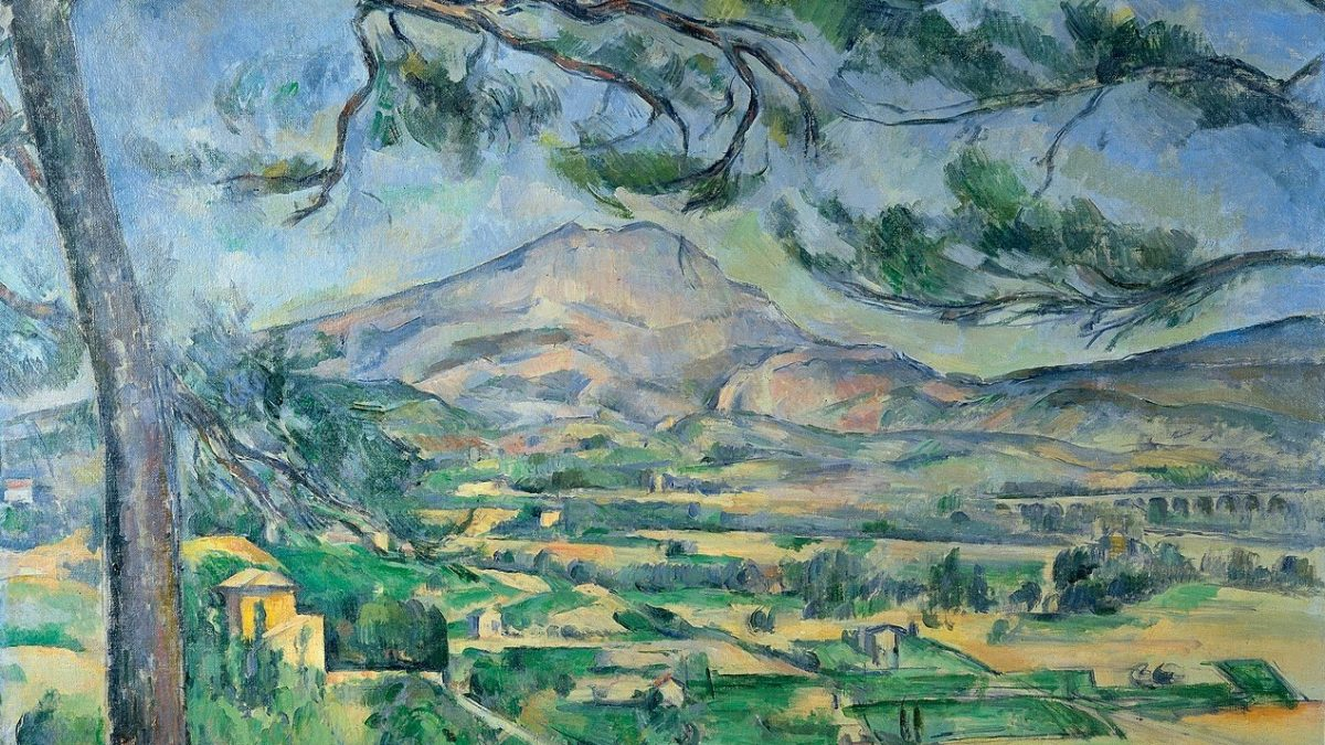 Minute Arty : Paul Cézanne