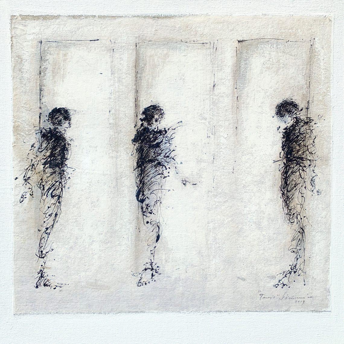 collectionneur d'Art Sidorowicz, Trois, 2019